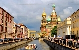 Church of the Savior of Spilled blood - St. Petersburg